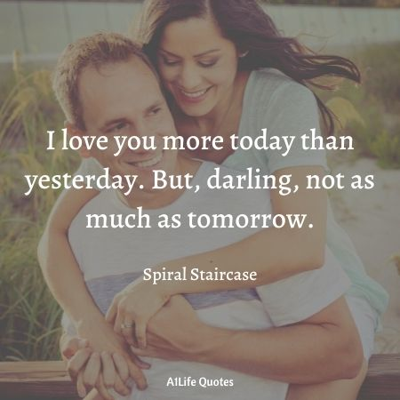 i love you more than anything quotes for him