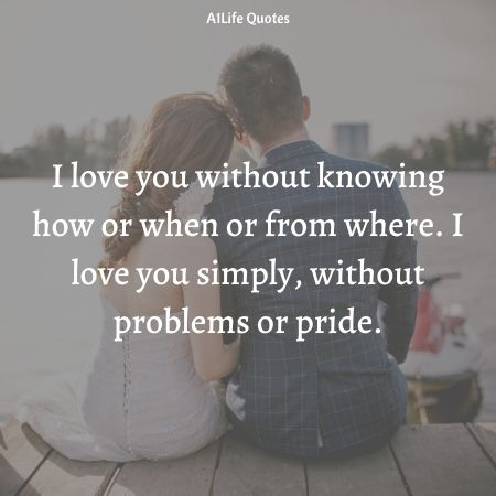 i love you unconditionally quotes for him