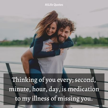 i love and miss you quotes for boyfriend
