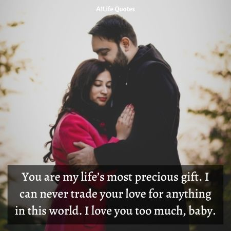 baby i love you so much quotes