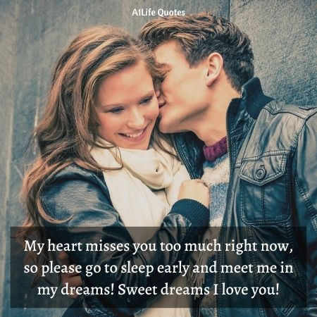 good night i love you so much quotes