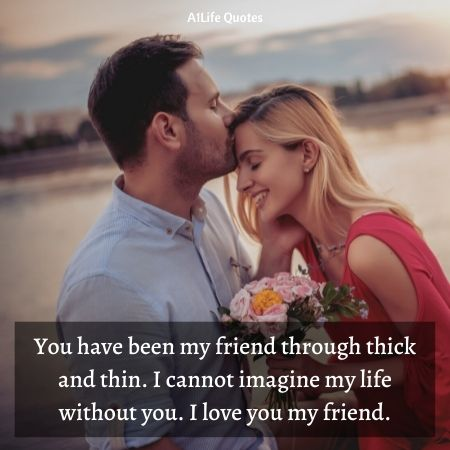 i love you so much friend quotes